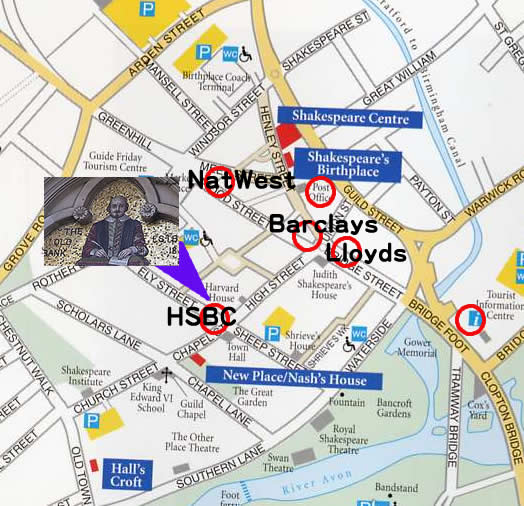 A Map Of Stratford Upon Avon An Award Winning Personal Impartial